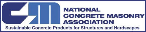 National Concrete Masonry Association Logo
