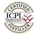 Logo for Interlocking Concrete Paving Institute (ICPI)