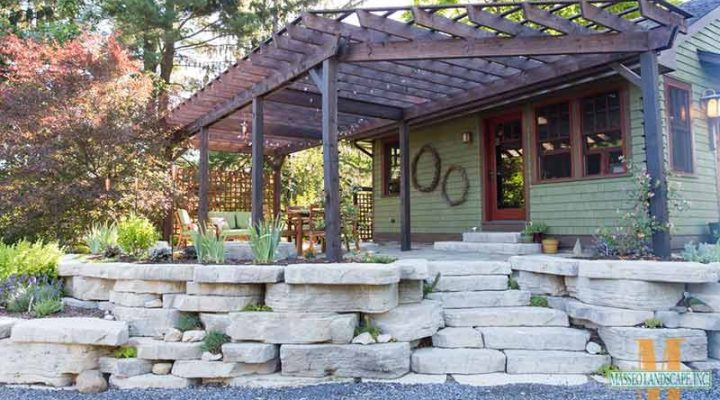 Case Study: Rustic Patio in High Falls, NY