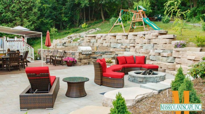 Creating Space with a Retaining Wall: Case Study
