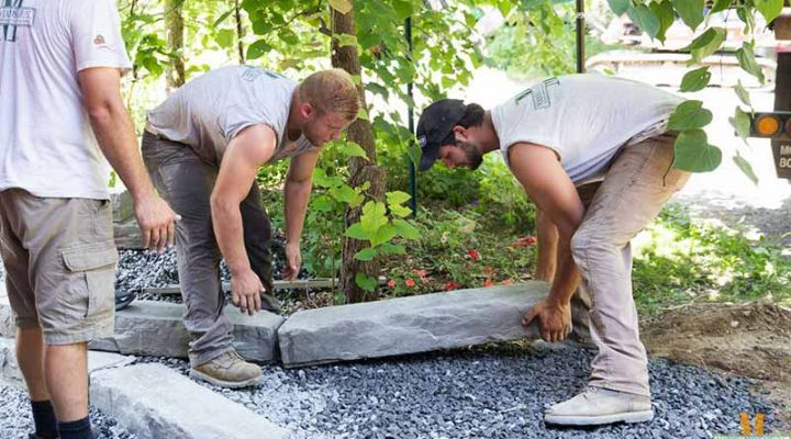 Segmental Retaining Walls and Certifications